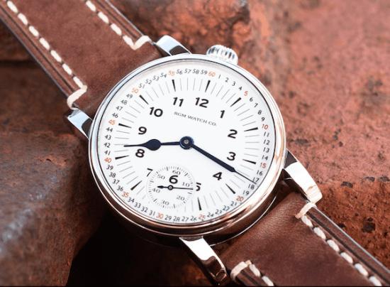RGM Watch Company Model 222-RR - new watch alert