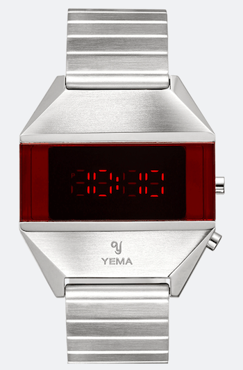 YEMA LED - new watch alert