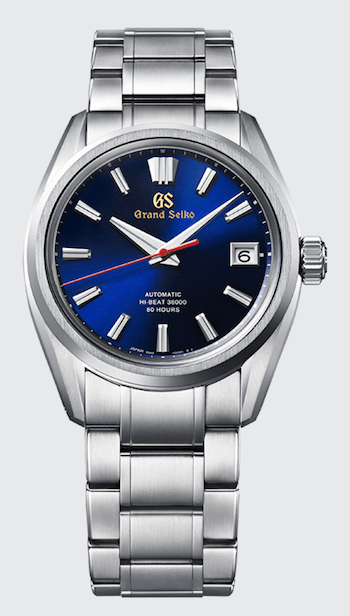 new watch alert - Grand Seiko SLGH003 Hi-Beat 60th Anniversary LE