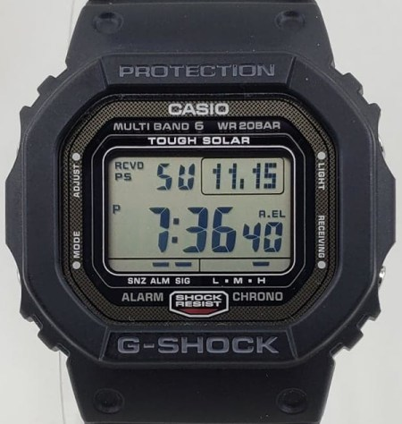 G-SHOCK functions - what's it all about Alfie?