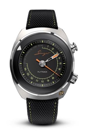 Singer Reimagined Flytrack Chronometer Telemeter
