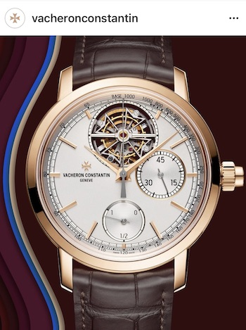 Vacheron authorized dealers sell this