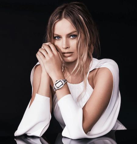 Swiss watch industry - Margot Robbie