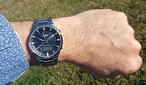 Casio Lineage LCW-M510D on wrist