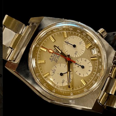 El Primero - new watch alert