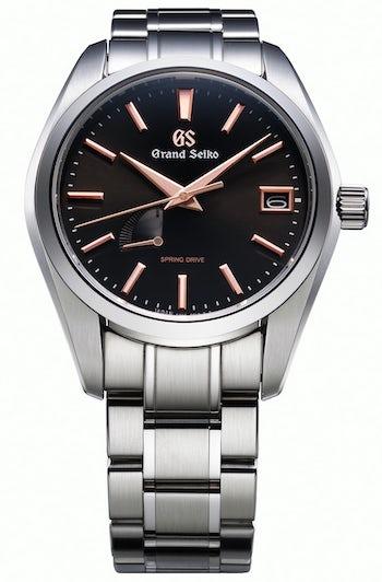 Grand Seiko Spring Drive SBGA401 - watch trends 2021