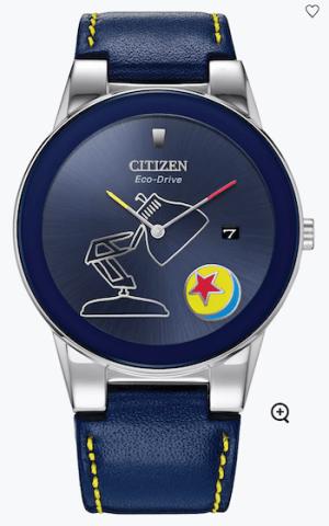 new watch alert - Citizen Pixar Ball and Lamp