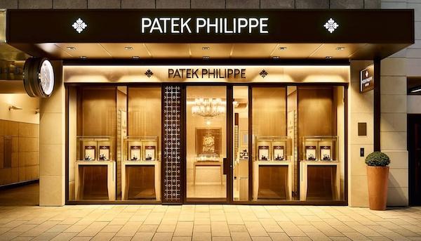 Patek Philippe dealer Hamburg