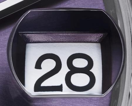 Rolex date wart