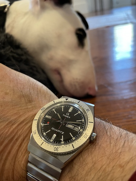 Todd Snyder X Timex and Rex