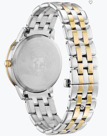 Citizen Calendrier bracelet