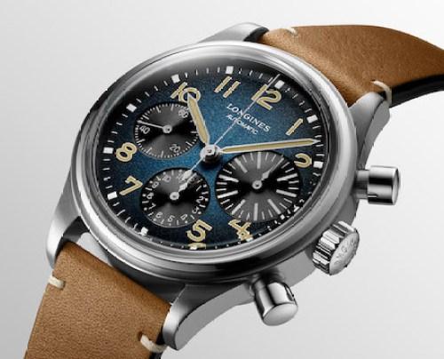 Longines Avigation BigEye Titanium - new watch alert