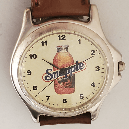 Snapple Promotional Watch