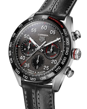 TAG Heuer Carrera Porsche Chronograph side