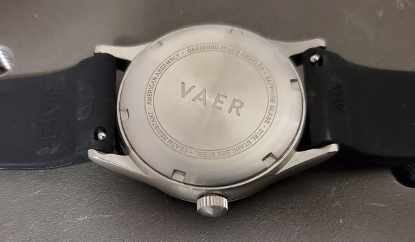 Vaer C3 case back