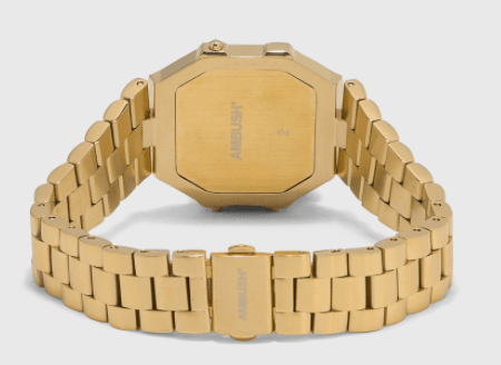 Ambush Timeless Watch Bracelet caseback