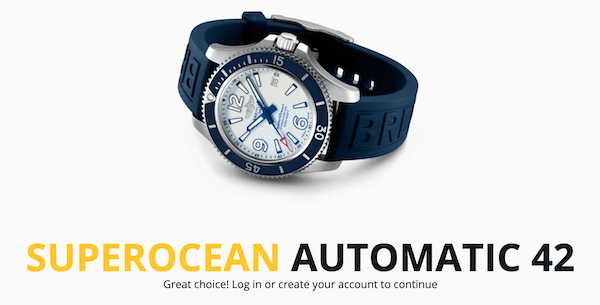 #BreitlingSelect Superocean auto
