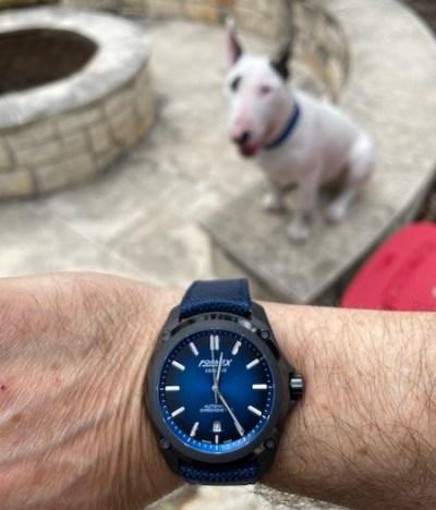 Formex Essence Leggera Electric Blue Rex