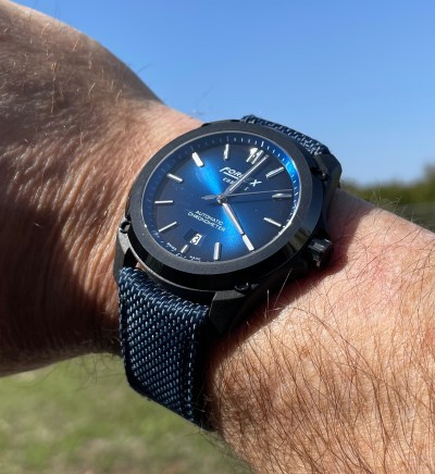 Formex Essence Leggera Electric Blue sky