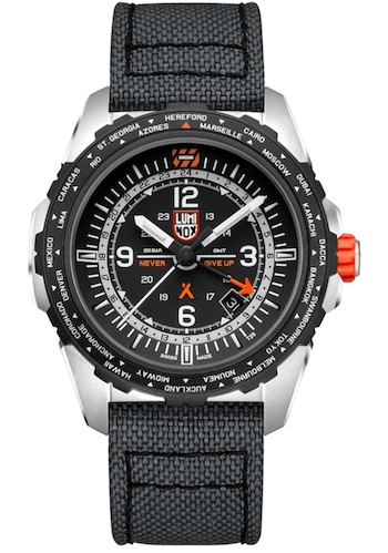 Luminox Bear Grylls Survival AIR Series 3761 GMT Watch - new watch alert