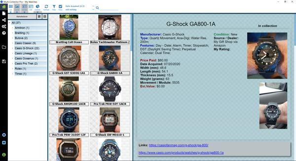 Multi Collector Pro screenshot 1