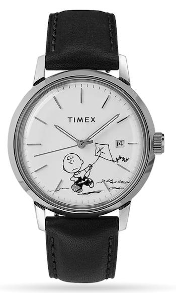 Timex X Peanuts Charlie Brown