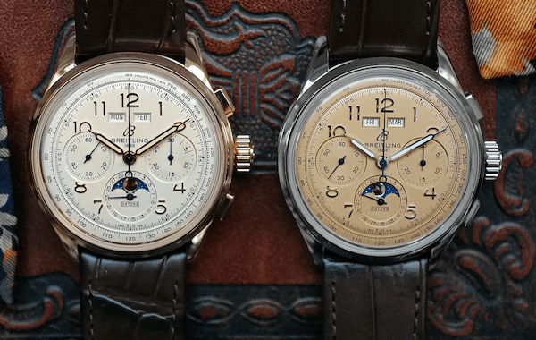 Breitling Premier Heritage Chronographs Datora