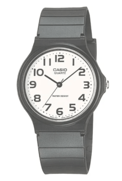 Casio MQ-24 watch dials
