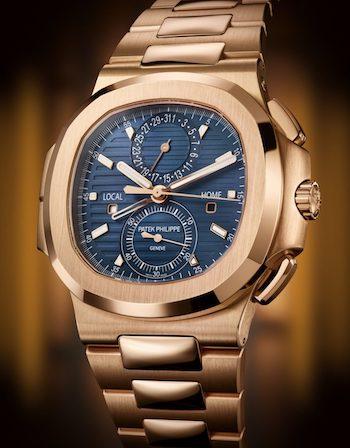 Patek Philippe Travel Time Chronograph