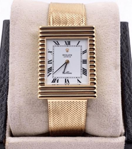 Rolex Cellini 4102 gold
