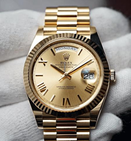 Rolex Day Date President