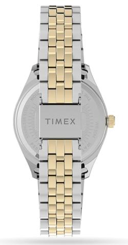 Timex Rolex Waterbury Legacy Boyfriend caseback
