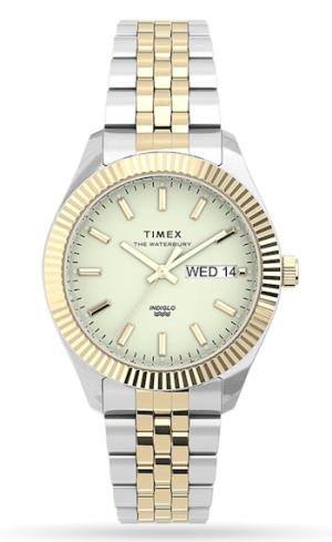 Timex Rolex - Waterbury Legacy Boyfriend