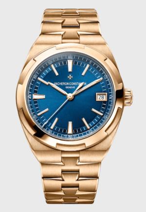 Vacheron Constantin Overseas - gold watches