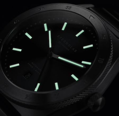 Lume with a view