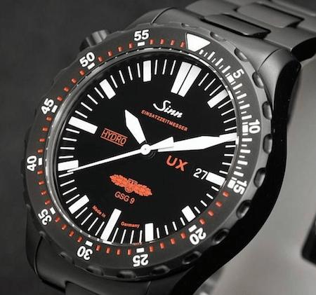 Tool watch - Sinn UX EZM 2 B GSG9
