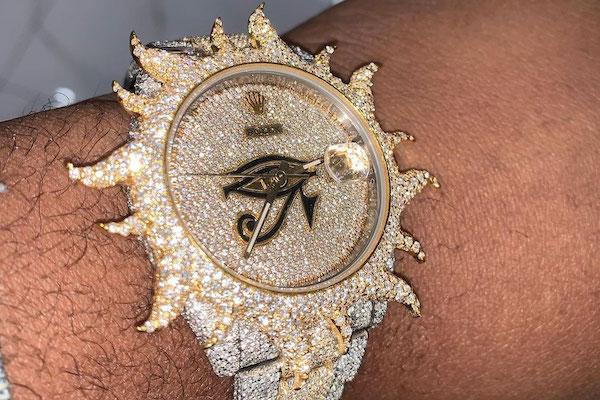 Uglies Rolex courtesy dmarge.com