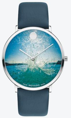 Alexi x Movado watch
