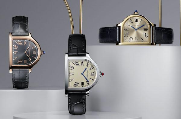 strange watches - Cloche de Cartier