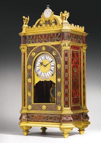 Duc d'Orleans Breguet Sympathique Clock