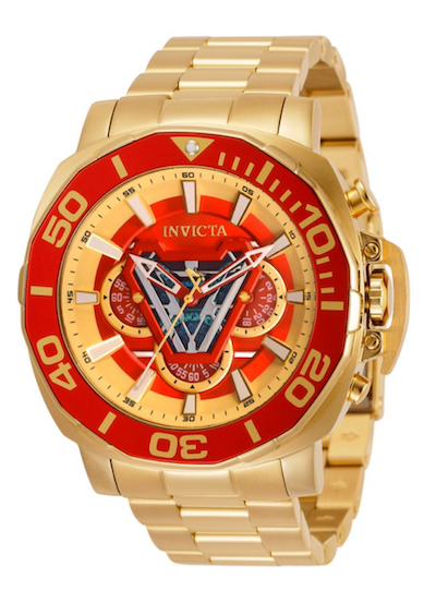 Invicta Marvel Tony Stark Men's Quartz watch