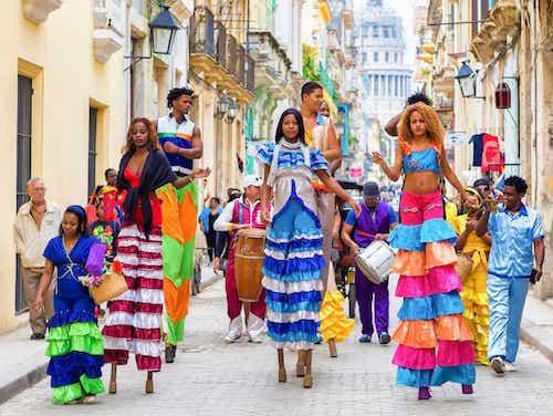 Havana parade