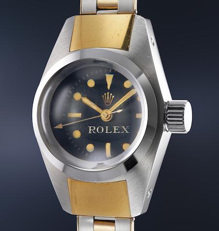 Rolex Deep Sea Special front