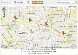 GPS tracker android app free download