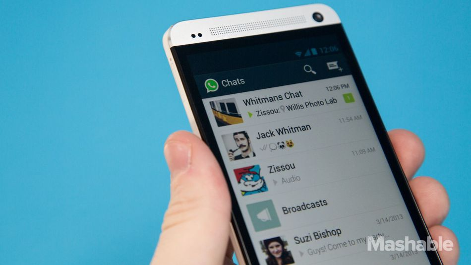 How to spy WhatsApp Messages without rooting