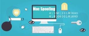 Method 1- MAC spoofing
