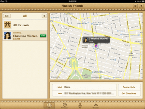 """Way 2: Learn to Track Your Friend's Phone without Him Knowing via """"Find My Friends"""" app"""