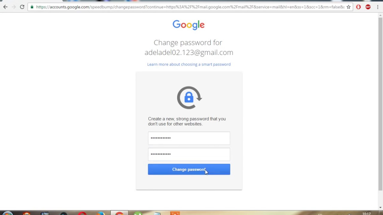 #3 Use cookies to hack Gmail password