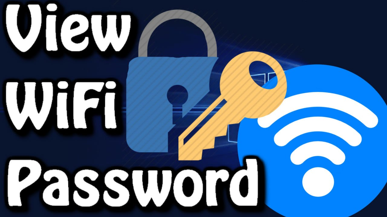 4 Ways to Hack WiFi Password on iPhone, Android, Mac or Window