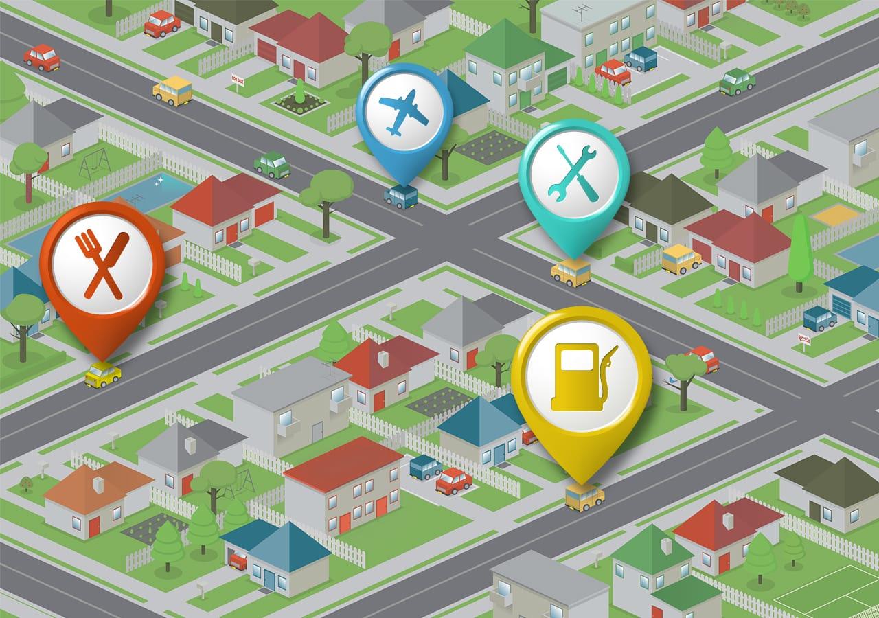 #2 Family locator GPS tracker
